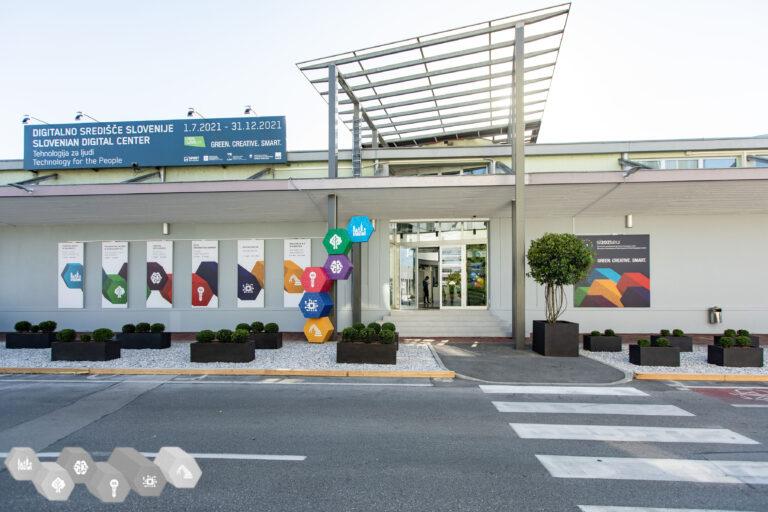 Digitalno središče Slovenije državo umešča na mednarodni zemljevid inovativnosti
