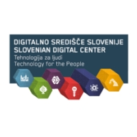 Slovenian Digital Center Exhibition Stand