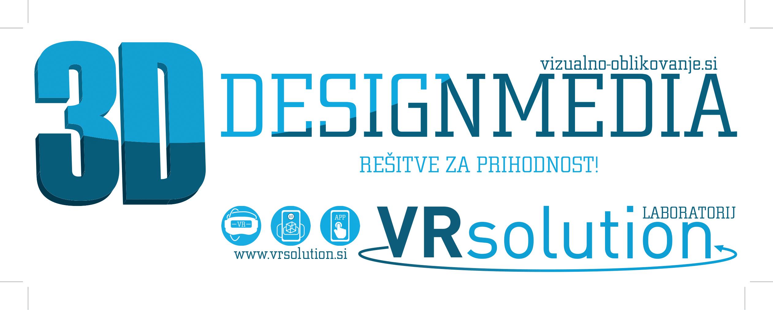 3D Design Media, Grafično oblikovanje Tatjana Grunt Novak s.p.