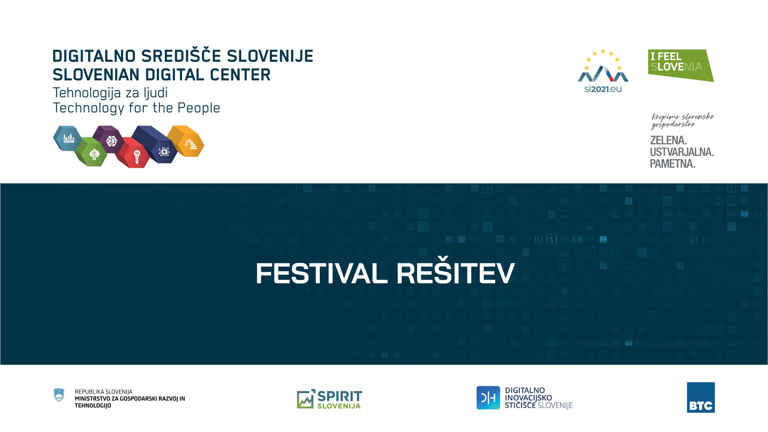 festival rešitev