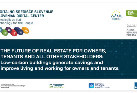 FUTURE OF REAL ESTATE FOR OWNERS, TENANTS AND ALL OTHER STAKEHOLDERS