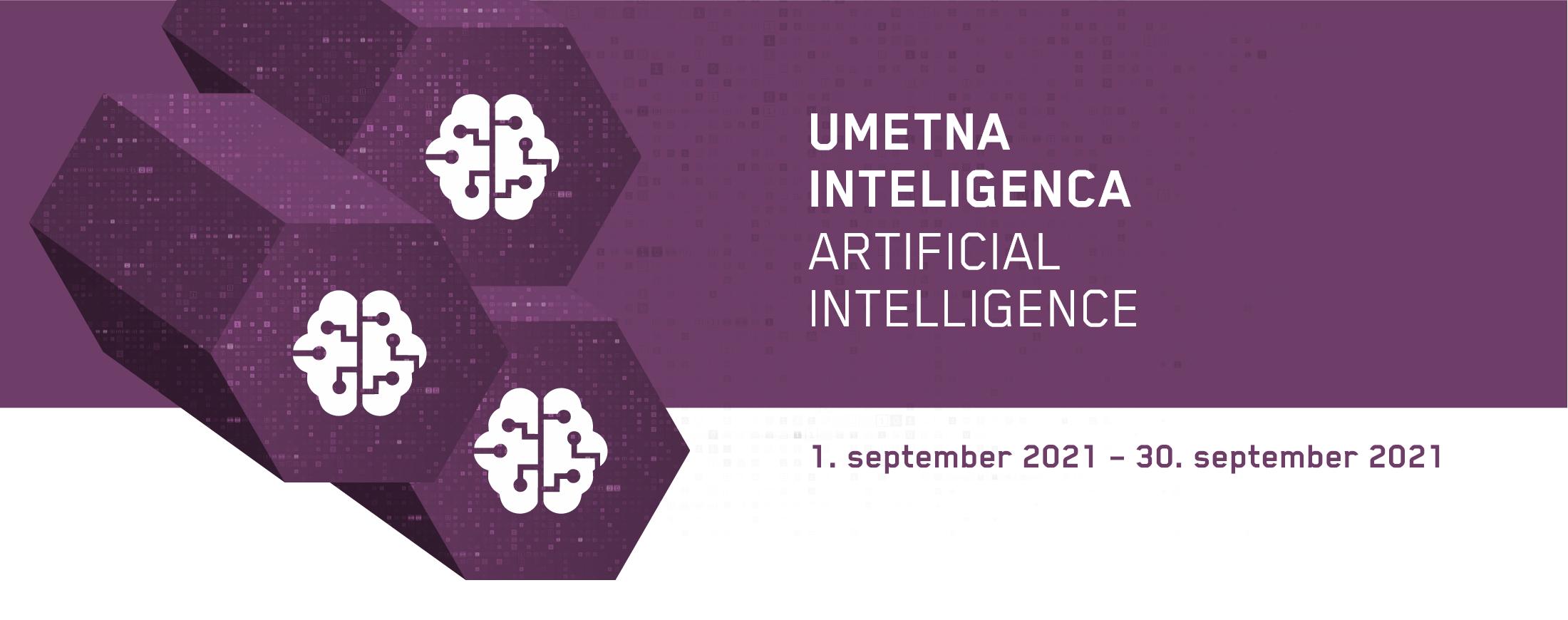 Umetna inteligenca - digitalno središče Slovenije